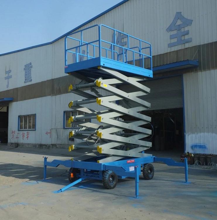 12米移动升降机