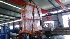 深圳10米双柱铝合金升降机